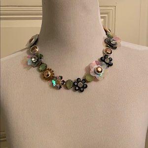 JCrew jeweled necklace